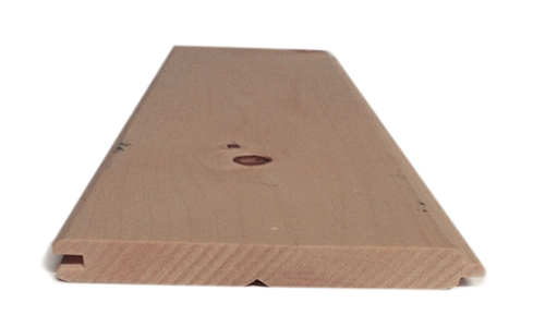 1'' X 6''  panneling  V joint Tongue and groove
